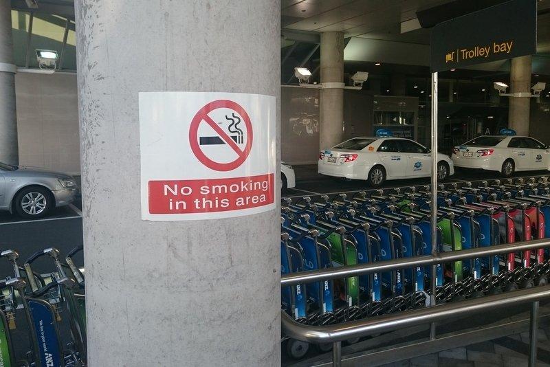 愛煙家の皆さまへのニュージーランドのタバコ事情 4