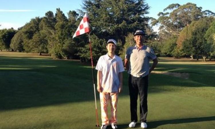 佐井さんに体系的にゴルフを教えていただき、大変参考になりました。