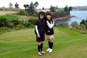ニュージーランド ゴルフ 体験談 お客様の声 03