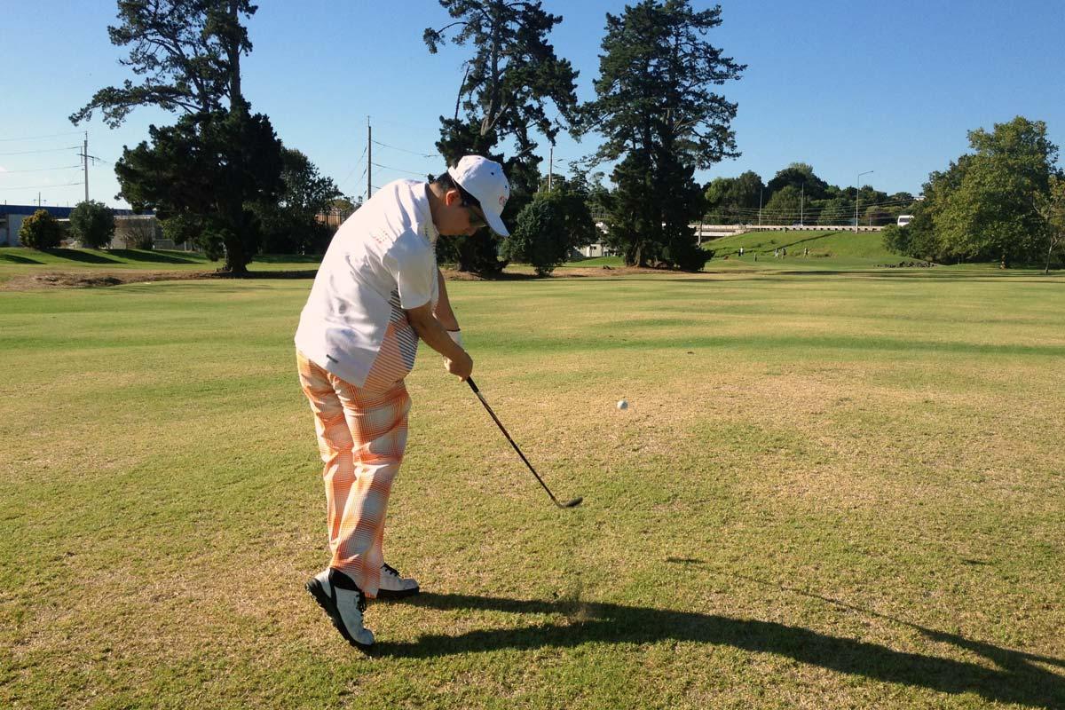 ニュージーランド ゴルフレッスン 感想 コメント 02