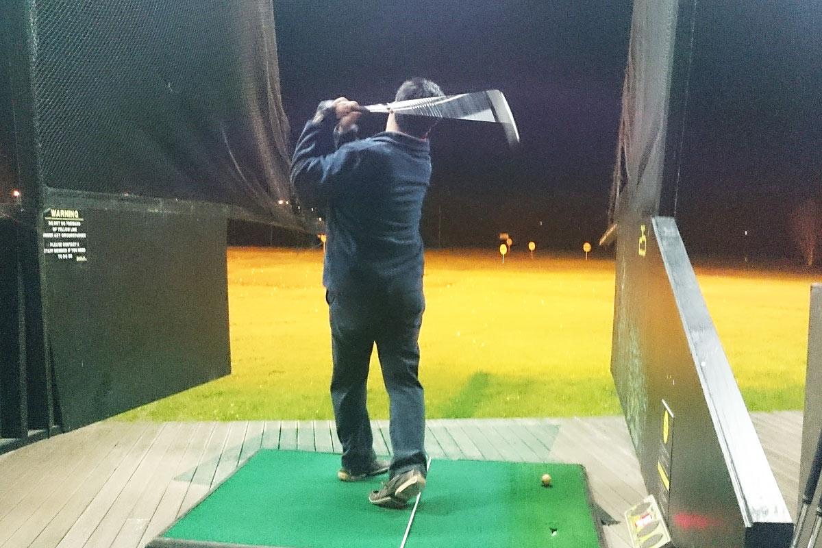 ニュージーランド ゴルフレッスン 感想 コメント 03