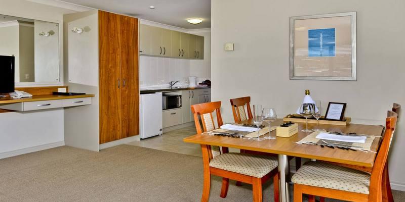 ニュージーランド オーダーメイドゴルフ旅行 キッチン付アコモデーション(モーテル)
