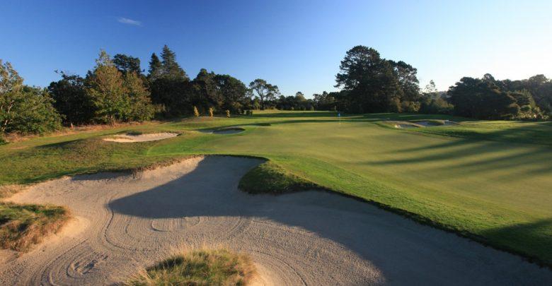 ニュージーランド ティティランギゴルフ場