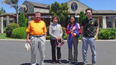 ニュージーランド ゴルフ 旅 感想 コメント 026