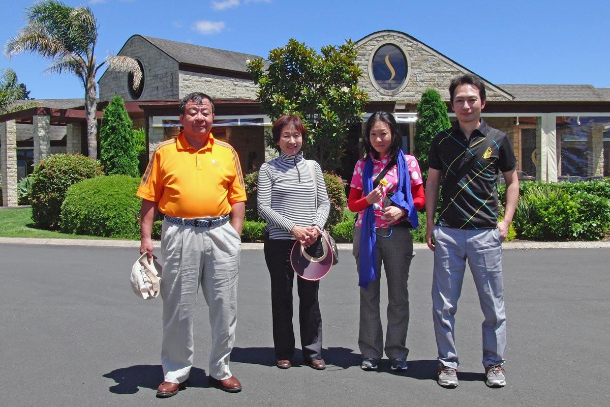 ニュージーランド ゴルフ レッスン 感想 コメント 026