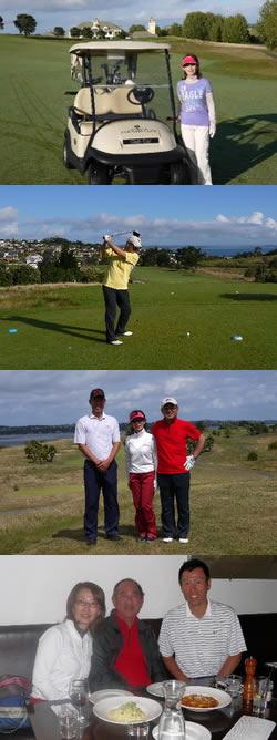 ニュージーランド ゴルフ レッスン 感想 コメント 028b