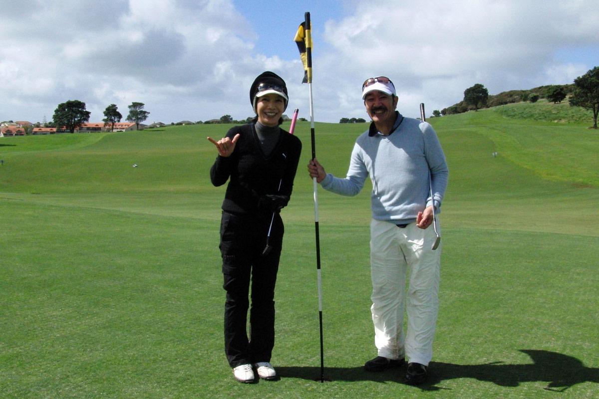 ニュージーランド ゴルフ レッスン 感想 コメント 031