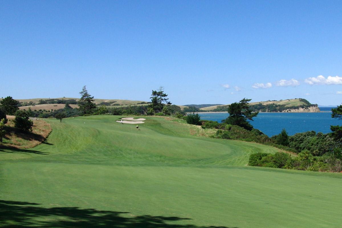 ニュージーランド ゴルフ 旅 感想 コメント 034