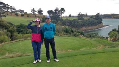 ニュージーランド ゴルフ 旅 感想 コメント 046