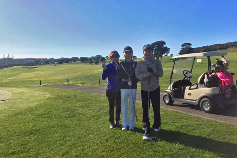 ランド ゴルフ 旅 感想 コメント 058
