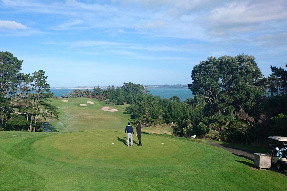 ニュージーランド ゴルフ 旅 感想 コメント 068