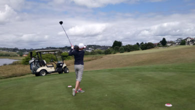 ニュージーランド ゴルフ 旅 感想 コメント 073