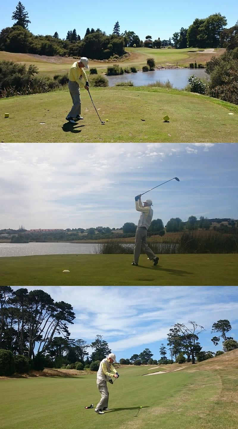 ニュージーランド ゴルフ 旅 感想 コメント 074b