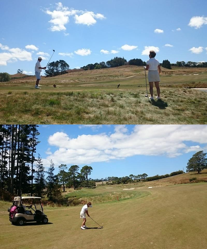 ニュージーランド ゴルフ 旅 感想 コメント 075b