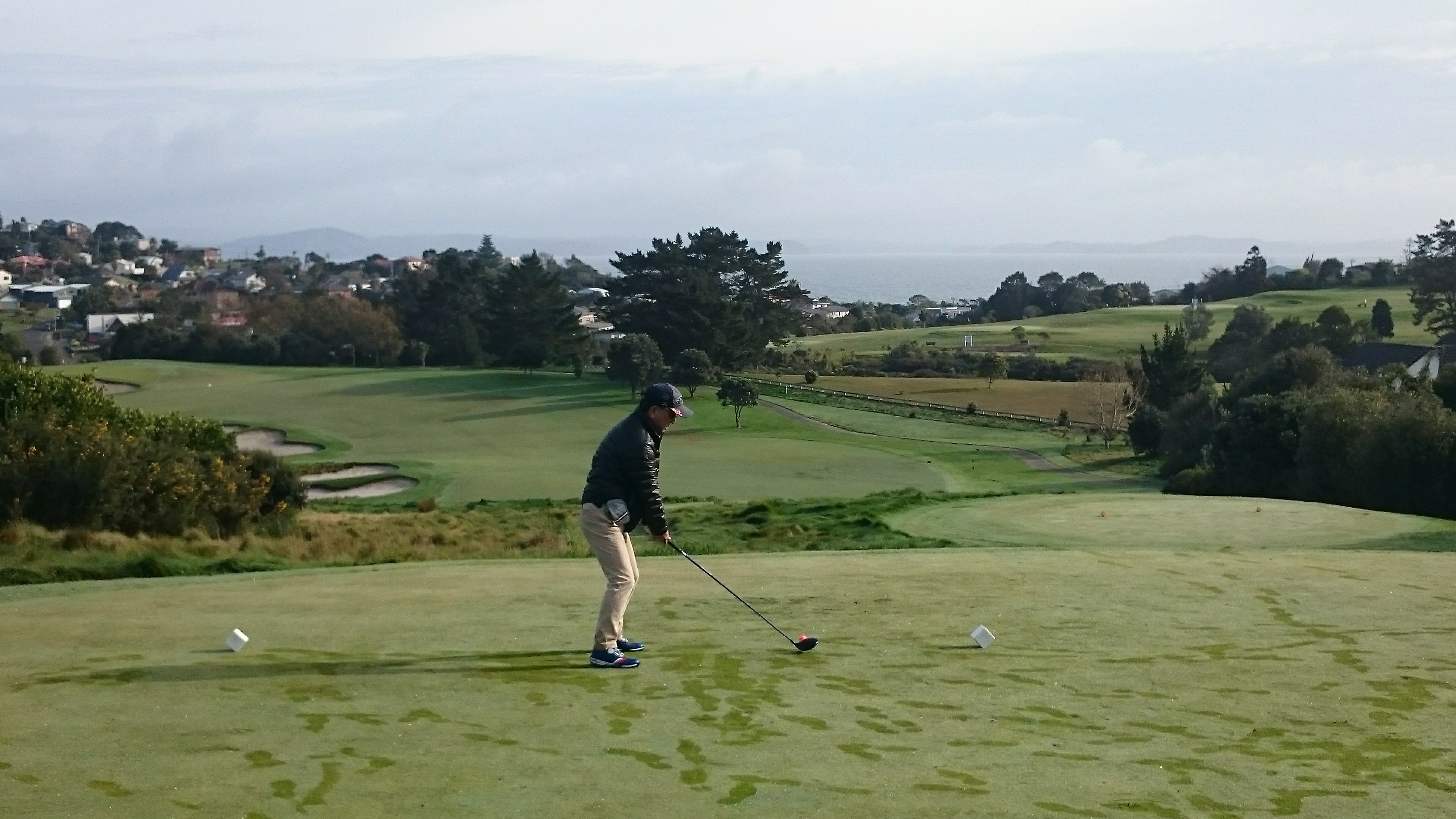 ニュージーランド ゴルフ 旅 感想 コメント 081b