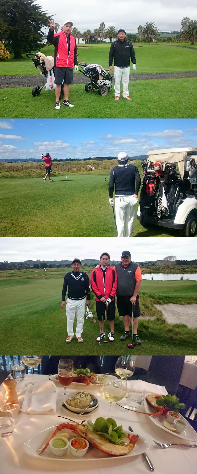 ニュージーランド ゴルフ 旅 感想 コメント 083b