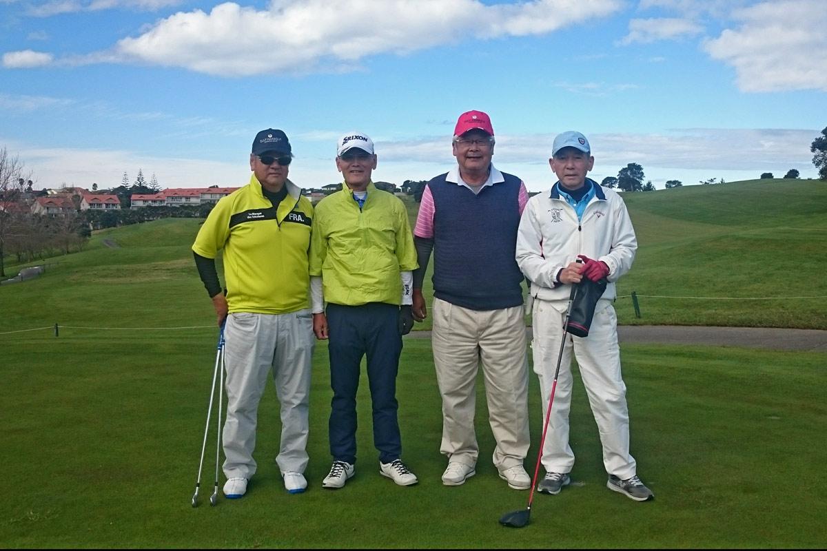 ニュージーランド ゴルフ 旅 感想 コメント 084