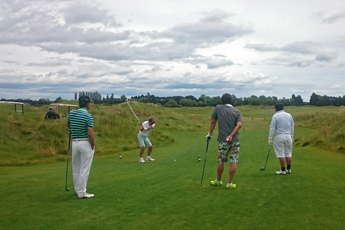 ニュージーランド ゴルフ 旅 感想 コメント 085