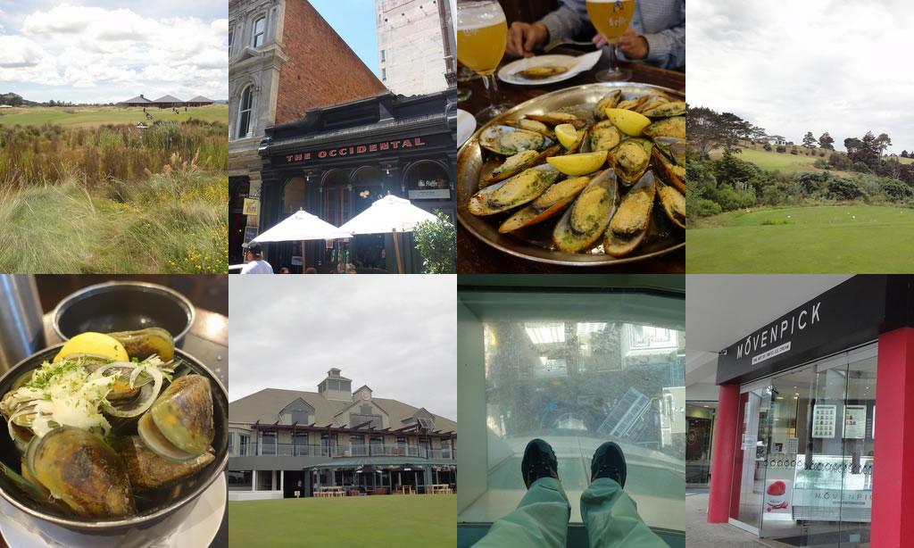 ニュージーランド ゴルフ 旅 感想 コメント 086b