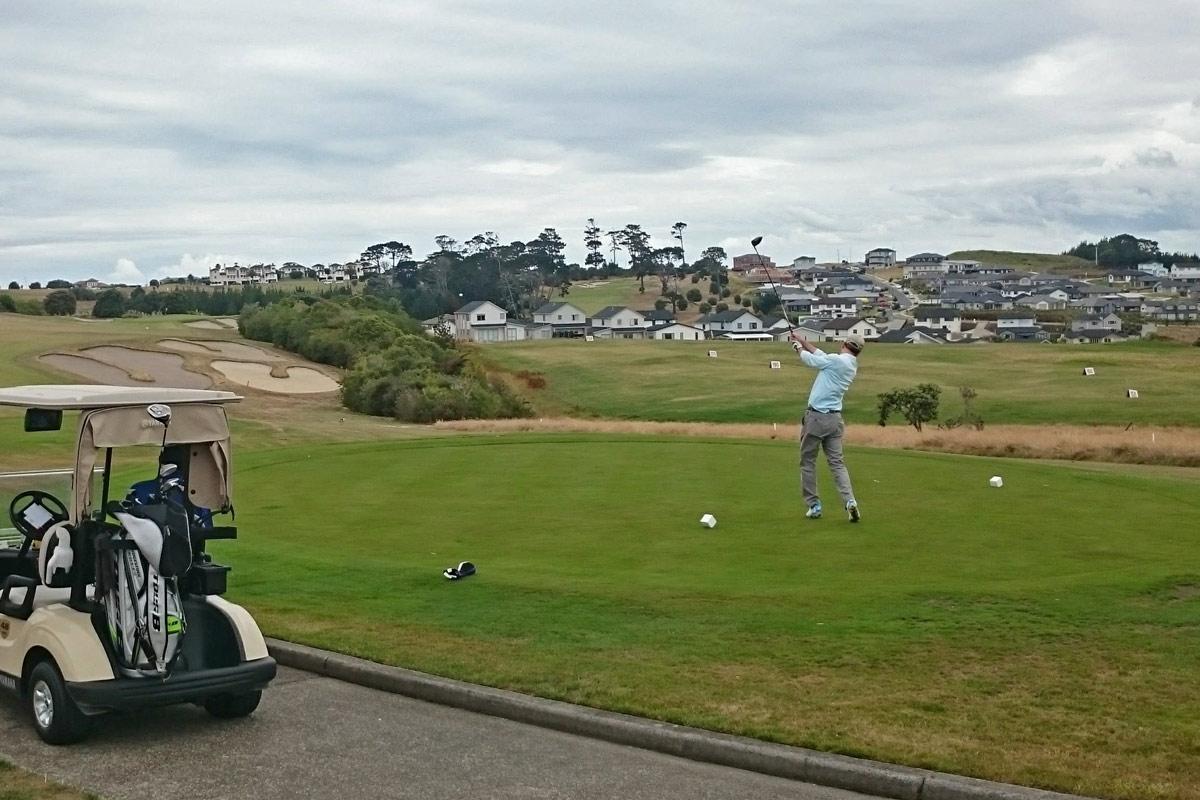 ニュージーランド ゴルフ 旅 感想 コメント 087