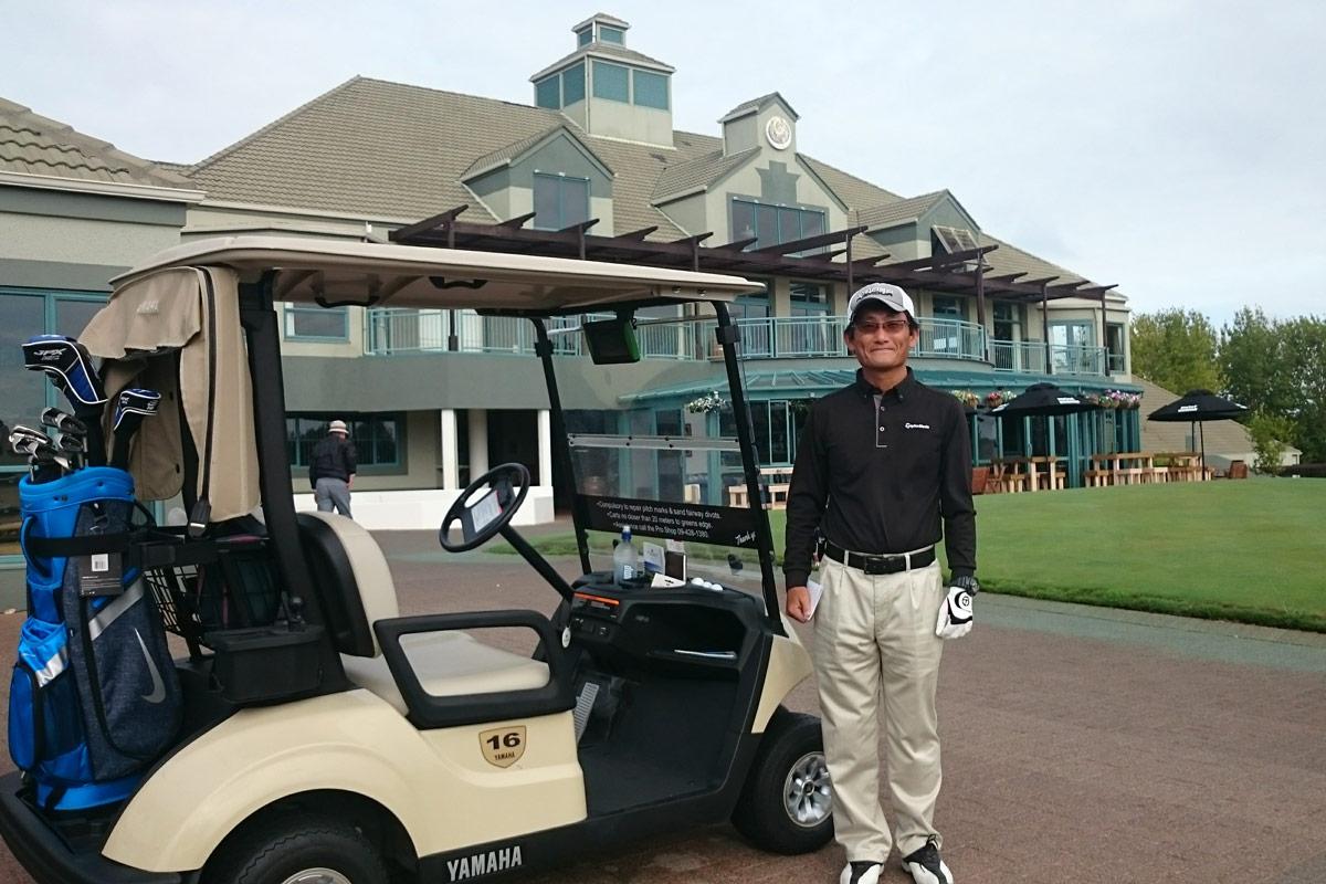 ニュージーランド ゴルフ 旅 感想 コメント 088