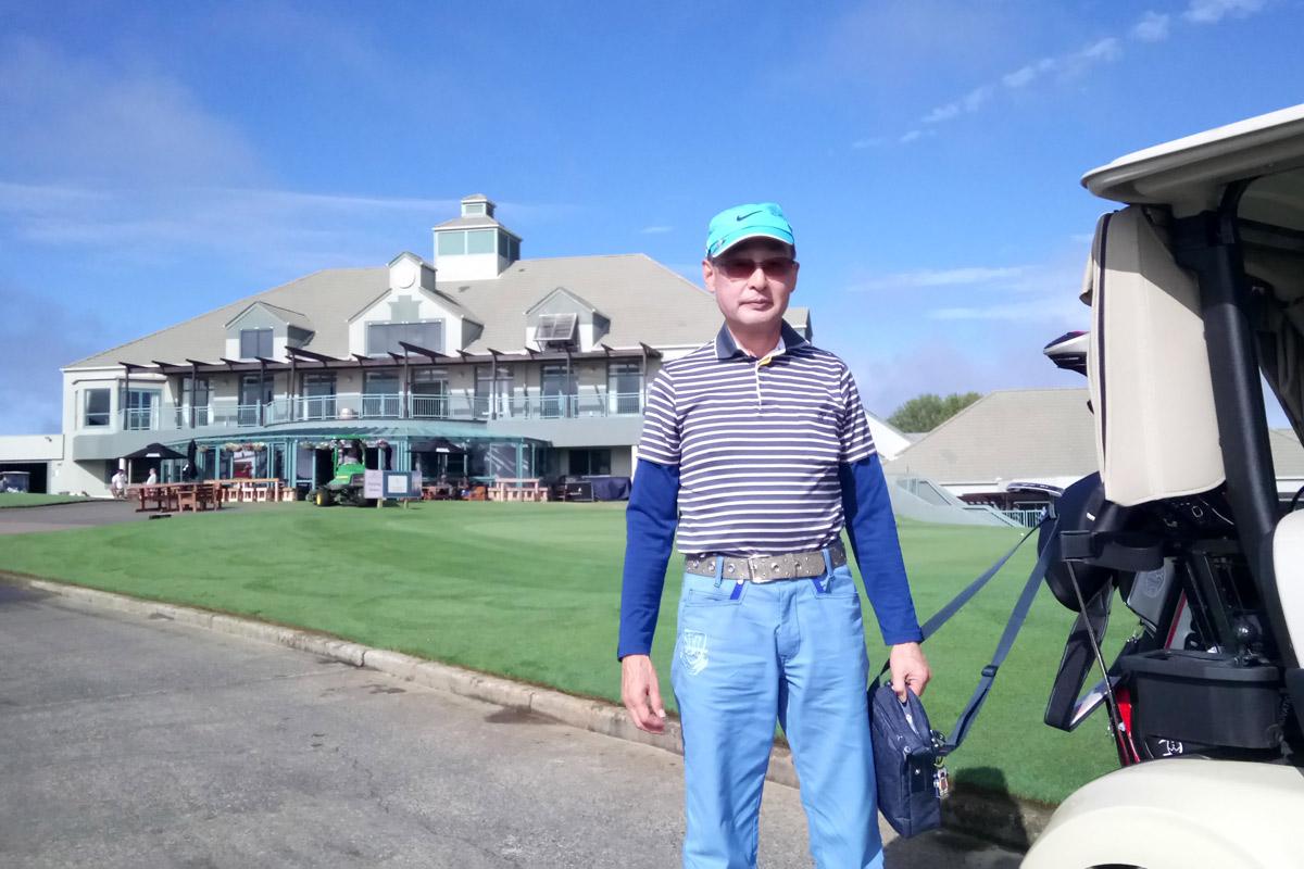 ニュージーランド ゴルフ 旅 感想 コメント 089