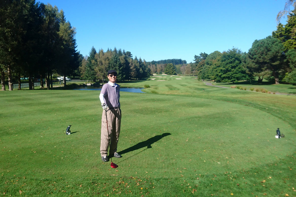 ニュージーランド ゴルフ 旅 感想 コメント 091