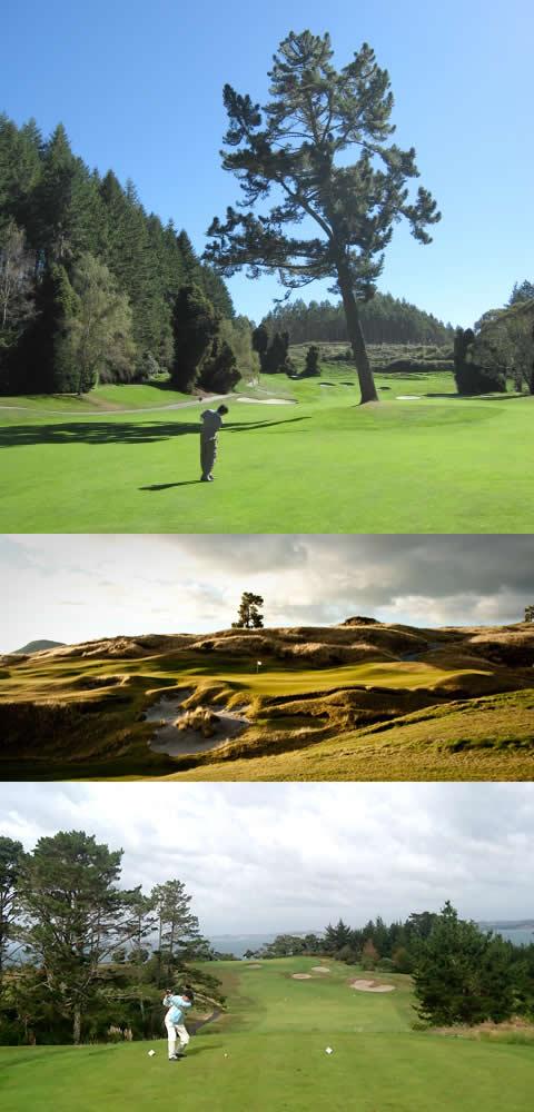 ニュージーランド ゴルフ 旅 感想 コメント 091b