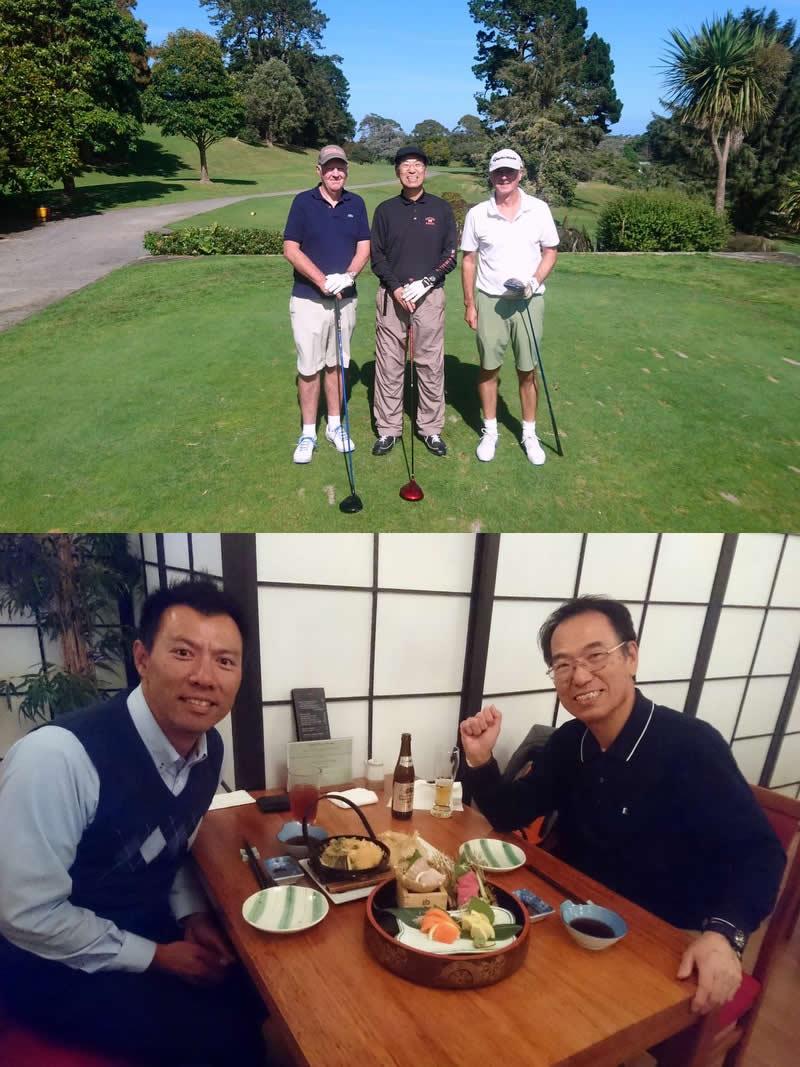 ニュージーランド ゴルフ 旅 感想 コメント 091c
