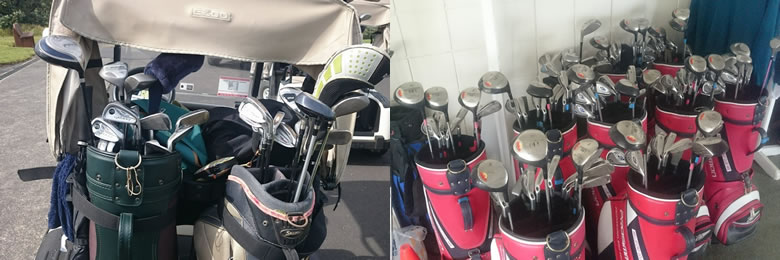 ニュージーランド ゴルフの特徴 レンタルゴルフクラブ 2