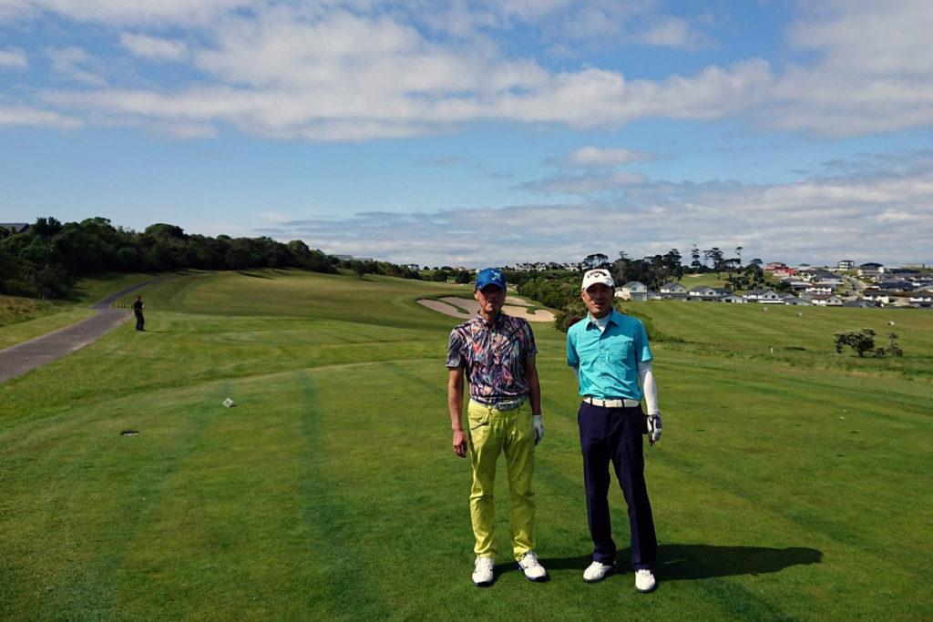 ニュージーランド ゴルフ 旅 感想 コメント 095c