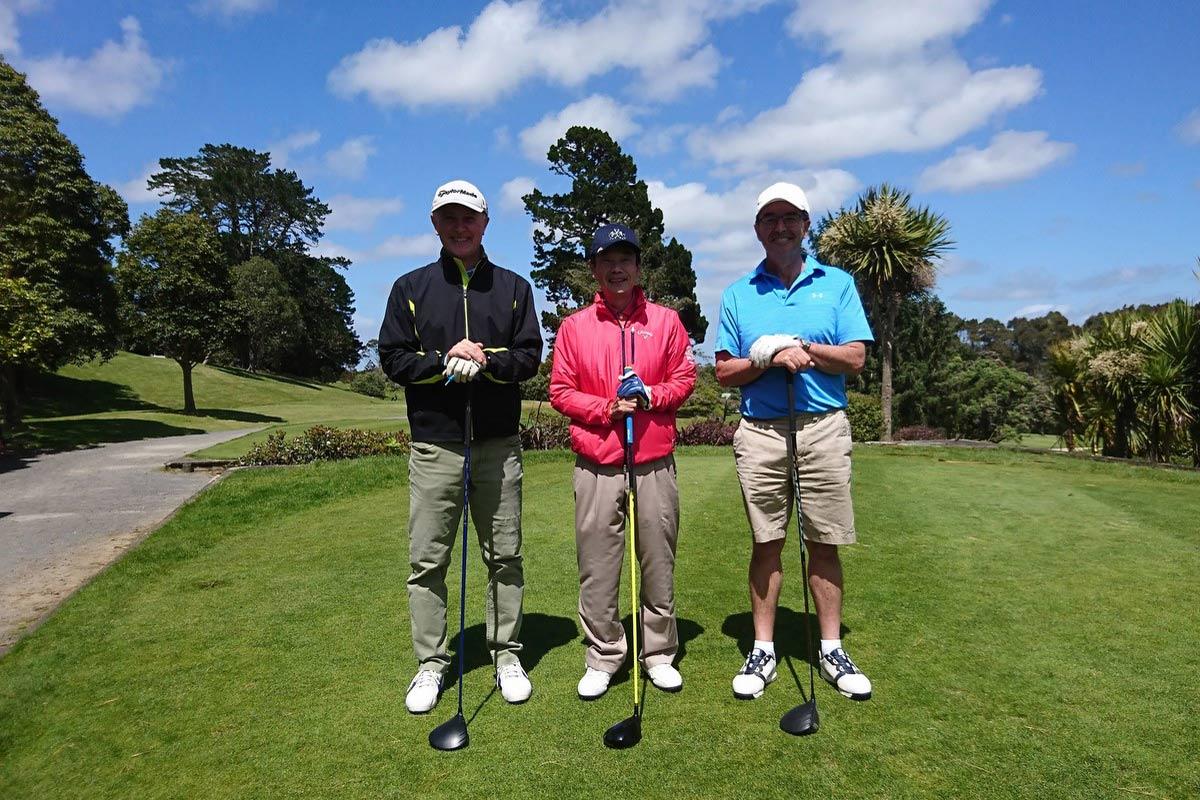 ニュージーランド ゴルフ 旅 感想 コメント 096b