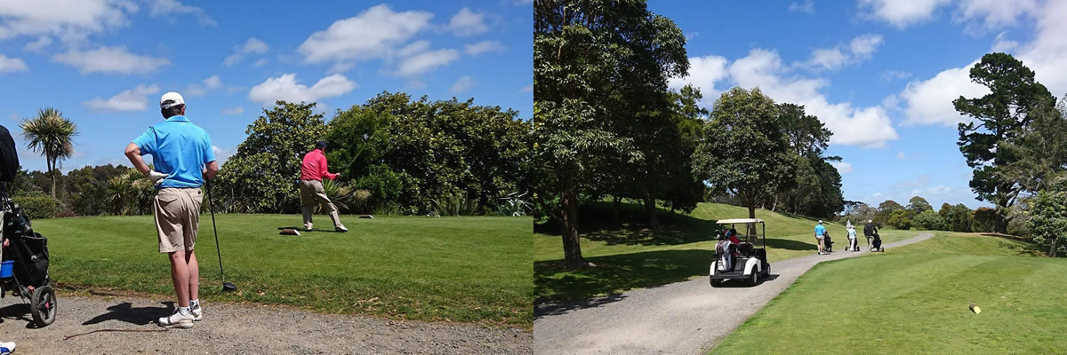ニュージーランド ゴルフ 旅 感想 コメント 096c