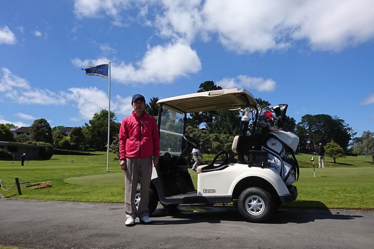 ニュージーランド ゴルフ 旅 感想 コメント 096d