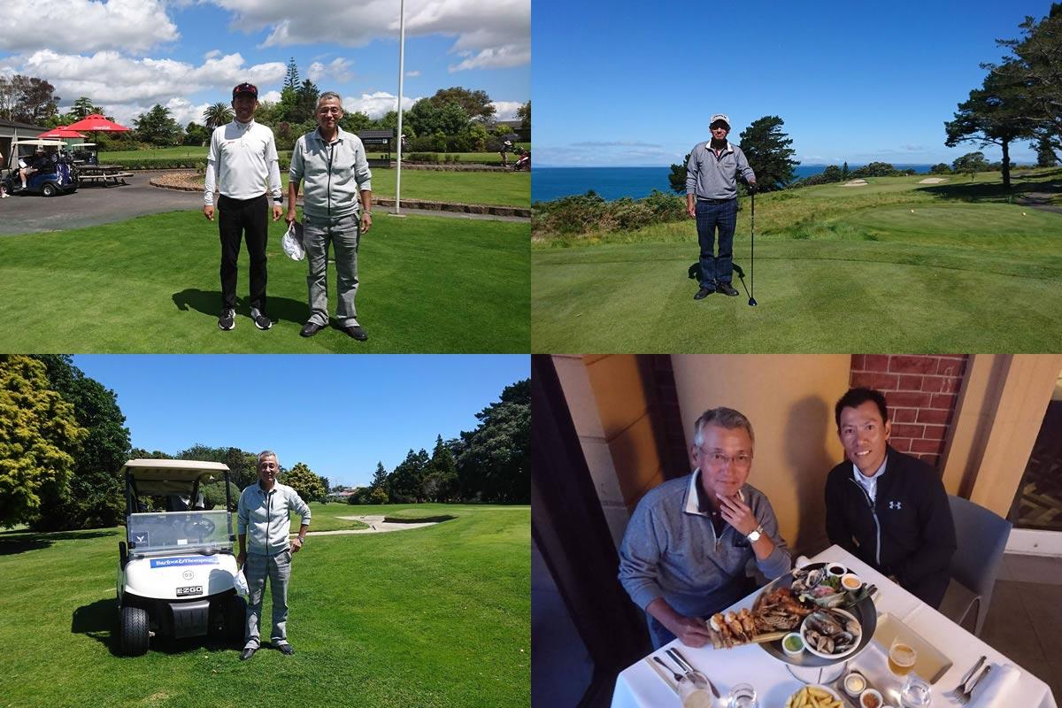 ニュージーランド ゴルフ 旅 感想 コメント 097d