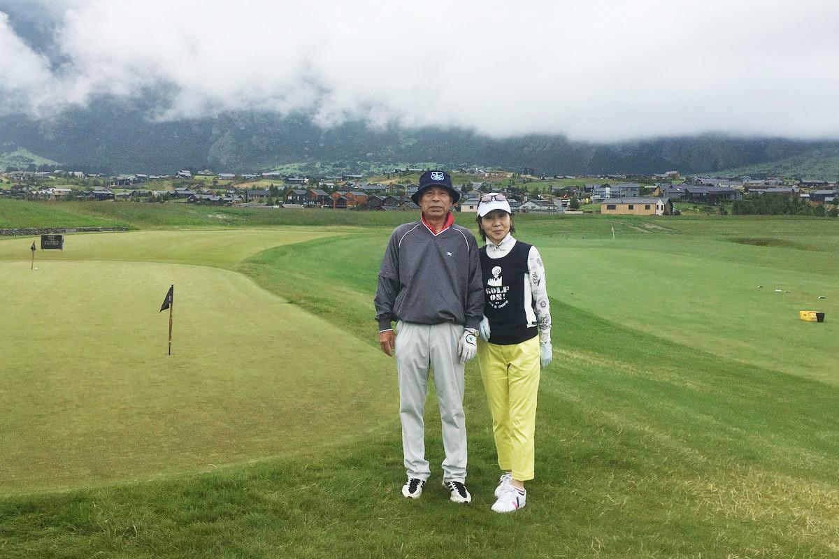 ニュージーランド ゴルフ 旅 感想 コメント 098b