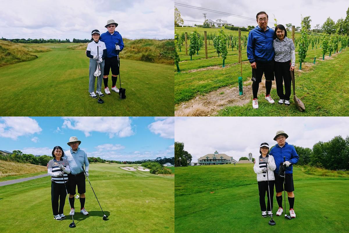 ニュージーランド ゴルフ 旅 感想 コメント 099b