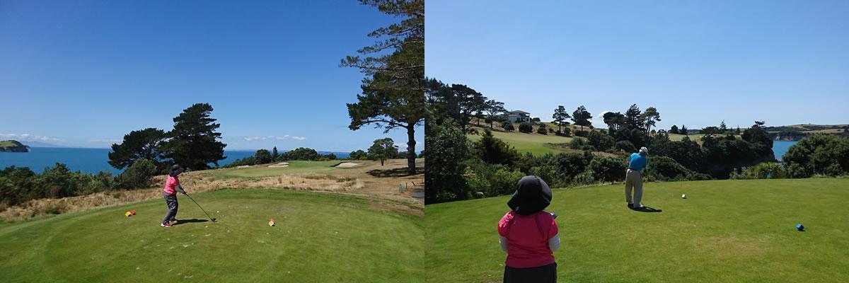 ニュージーランド ゴルフ 旅 感想 コメント 104b