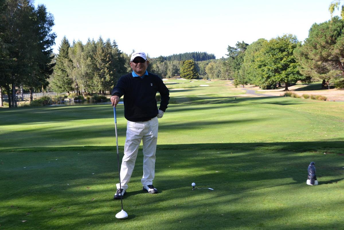 ニュージーランド ゴルフ 旅 感想 コメント 105b