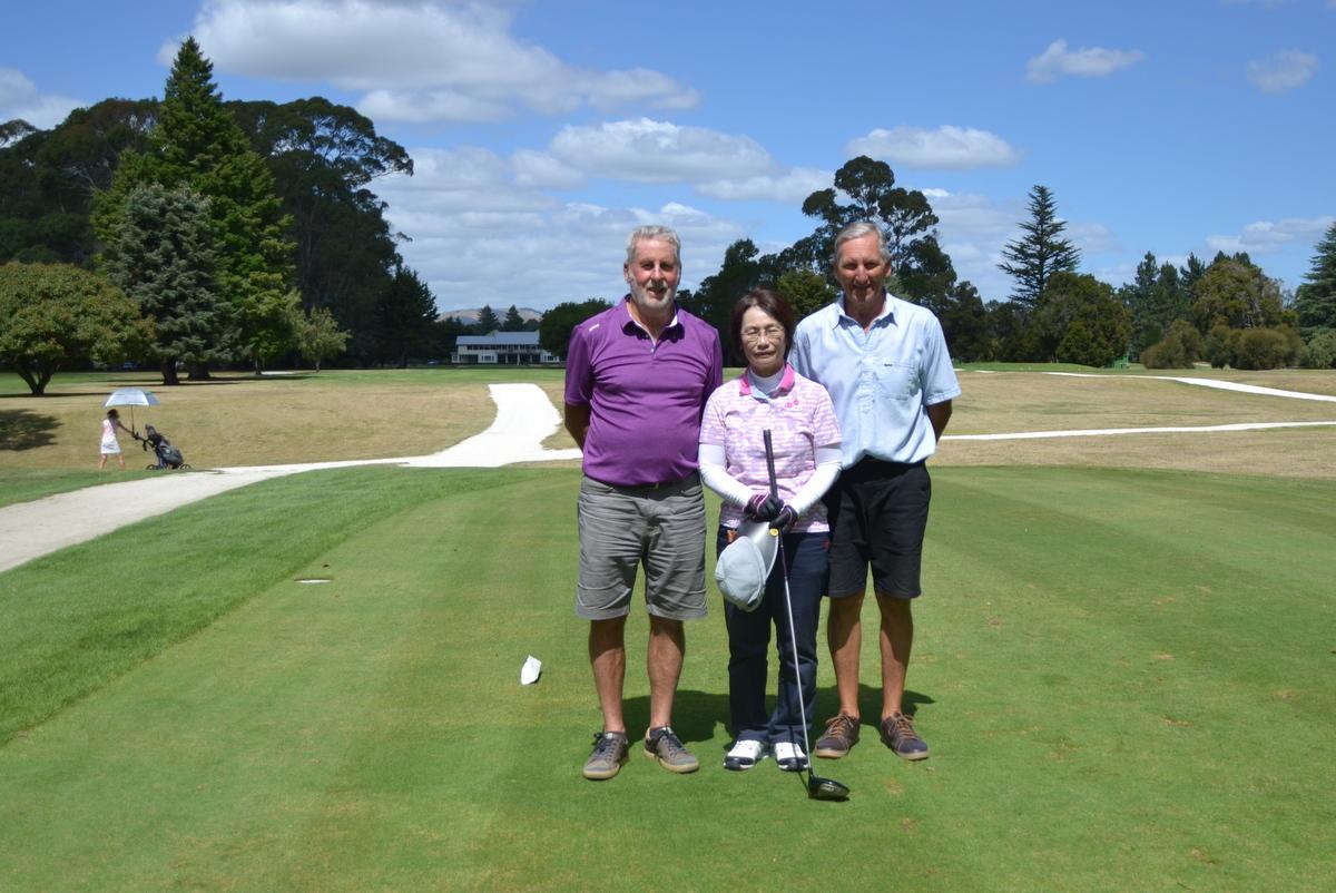 ニュージーランド ゴルフ 旅 感想 コメント 105c