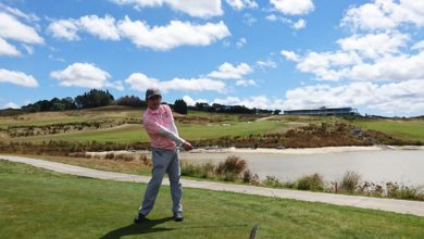 ニュージーランド ゴルフ 旅 感想 コメント 107