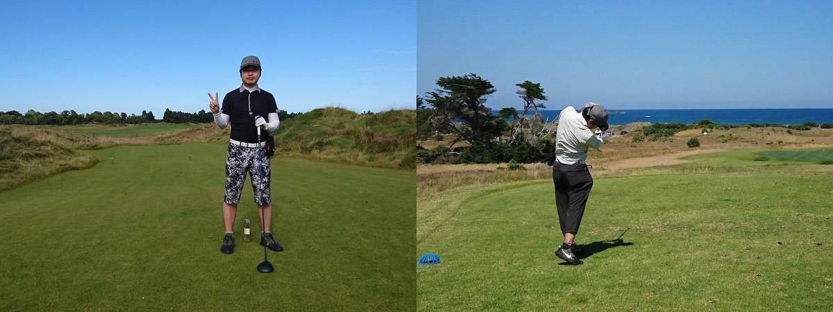 ニュージーランド ゴルフ 旅 感想 コメント 107b
