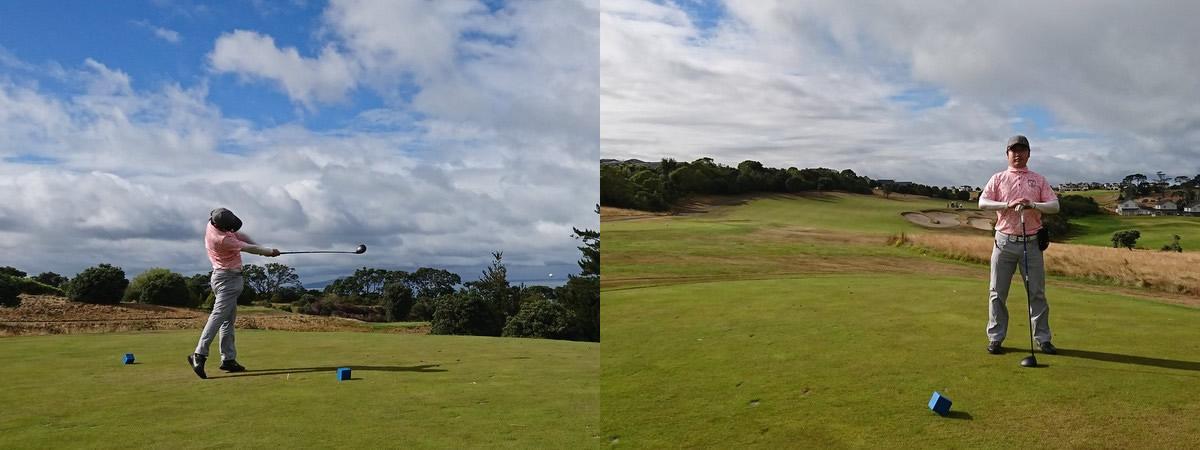 ニュージーランド ゴルフ 旅 感想 コメント 107c