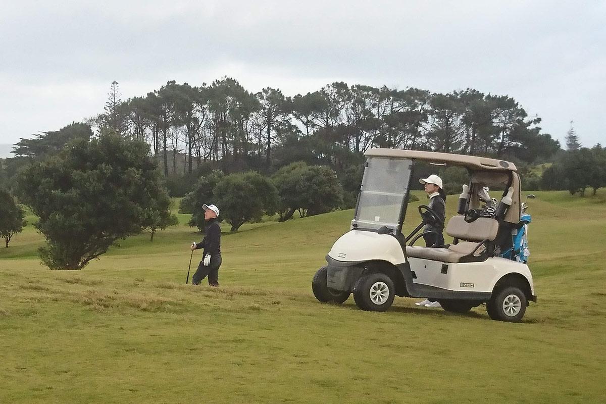 ニュージーランド ゴルフ 旅 感想 コメント 110