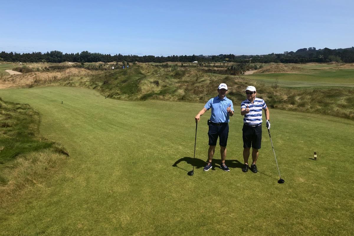 ニュージーランド ゴルフ 旅 感想 コメント 113
