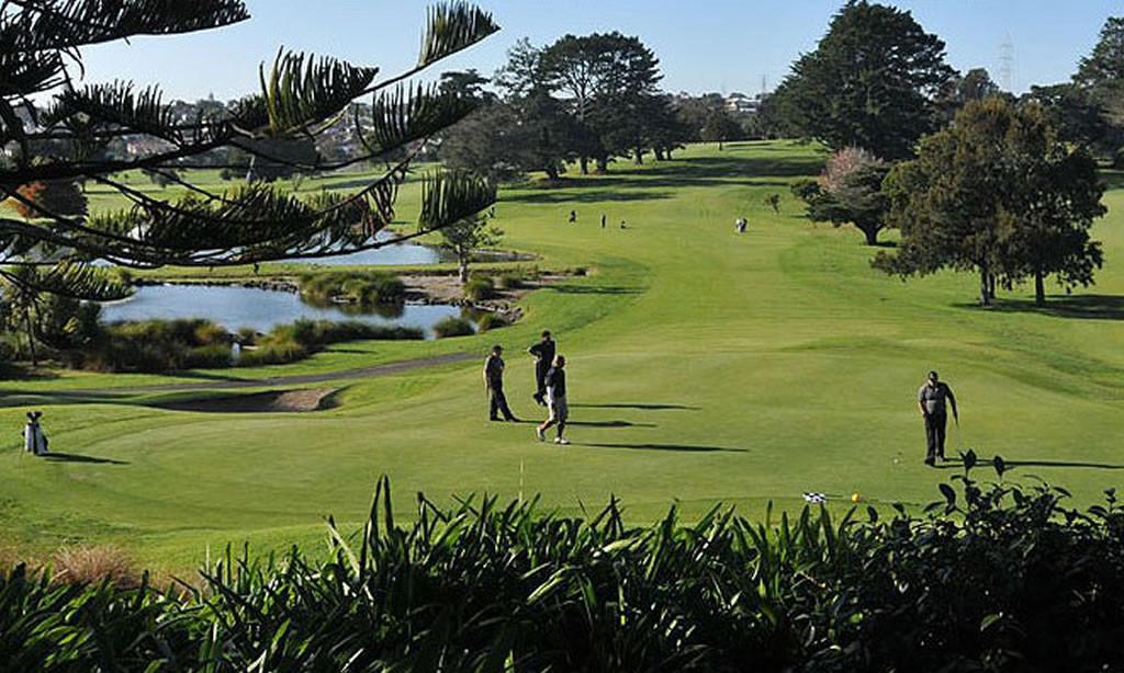 【ニュージーランドロングステイ】 オークランドゴルフ満喫プラン(2週間・4週間・8週間)