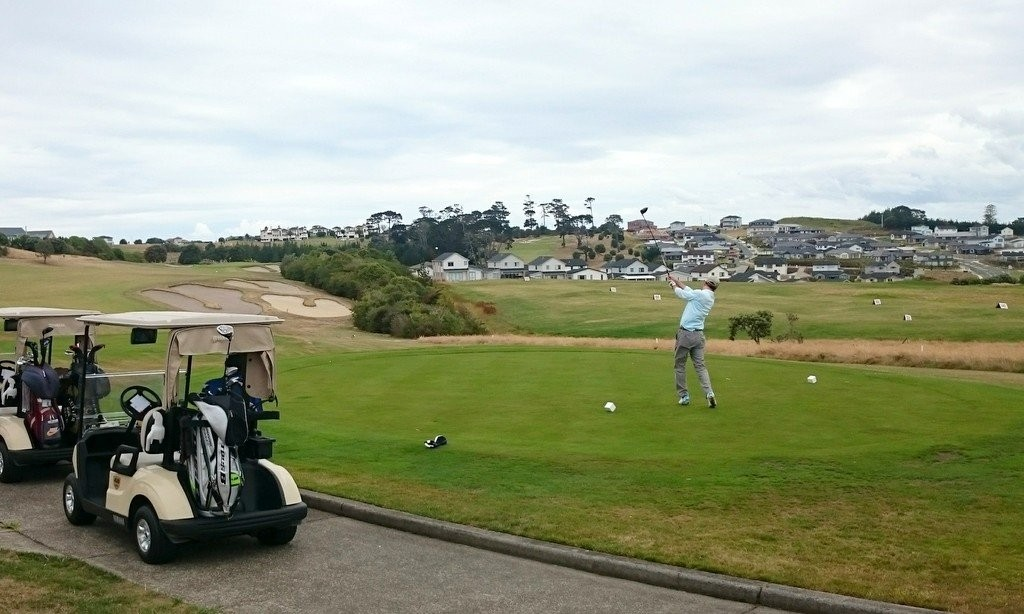 今までで一番充実した楽しいゴルフ旅行でした。
