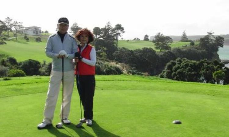 とても楽しいニュージーランドゴルフをすることができました。