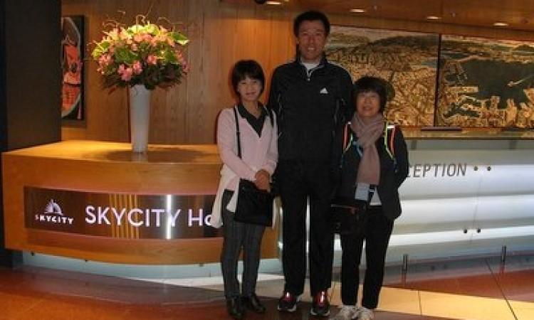 佐井さんにお願いいたしまして、本当に充実し楽しい旅行となりました。