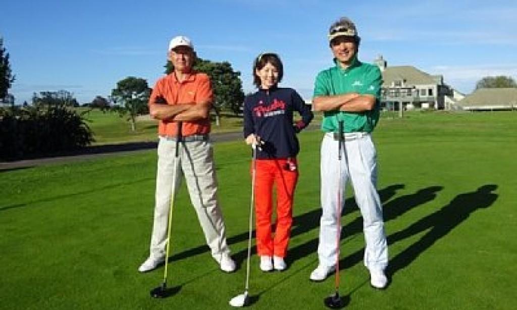 ニュージーランドゴルフツアーの締めくくりに、素晴らしい思い出ができました!!